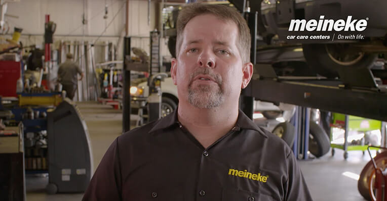 mechanic from meineke
