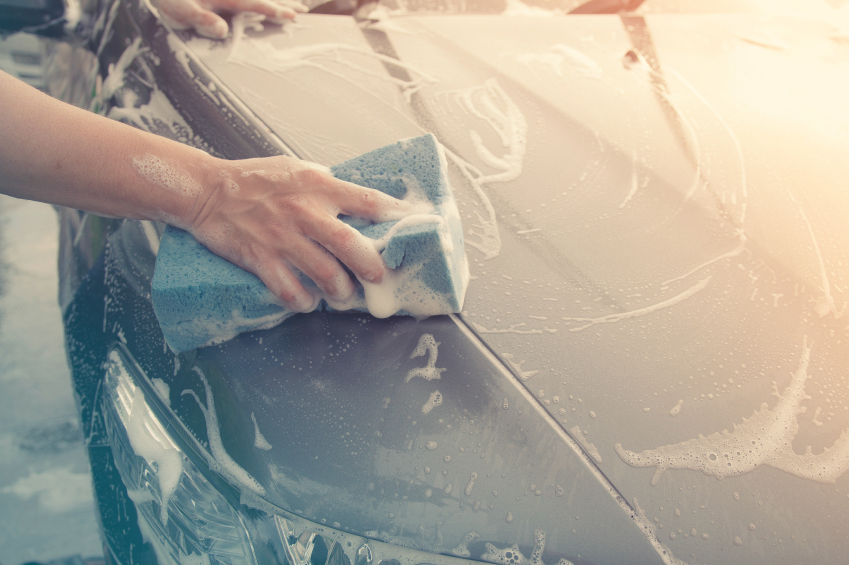 Is Dish Soap Safe For Washing Cars?