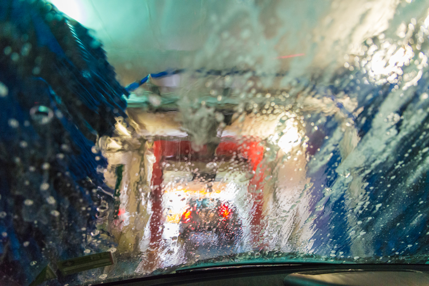 How are Car Wash Companies Conserving Water?