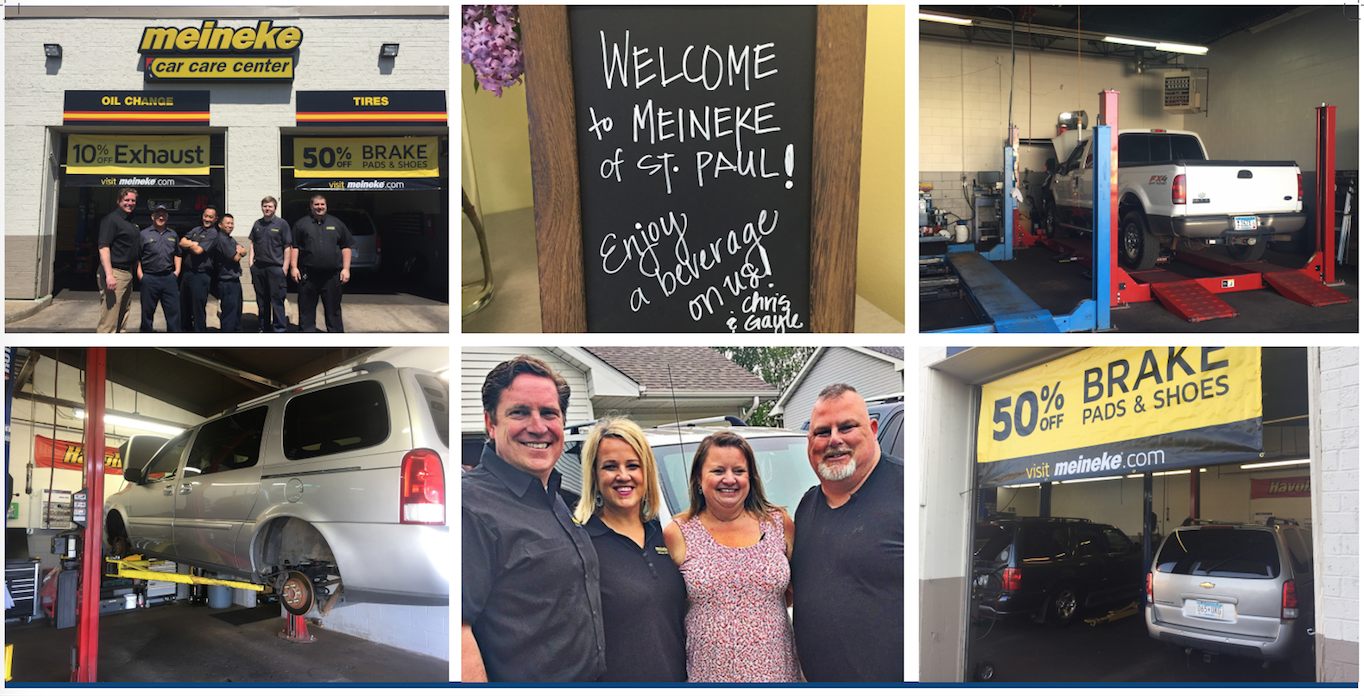 Meineke Operation Build