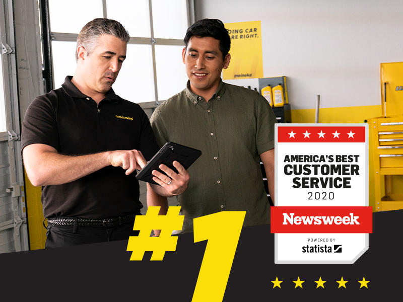 Newsweek's America's Best Customer Service 2020 Award, Powered by Statista