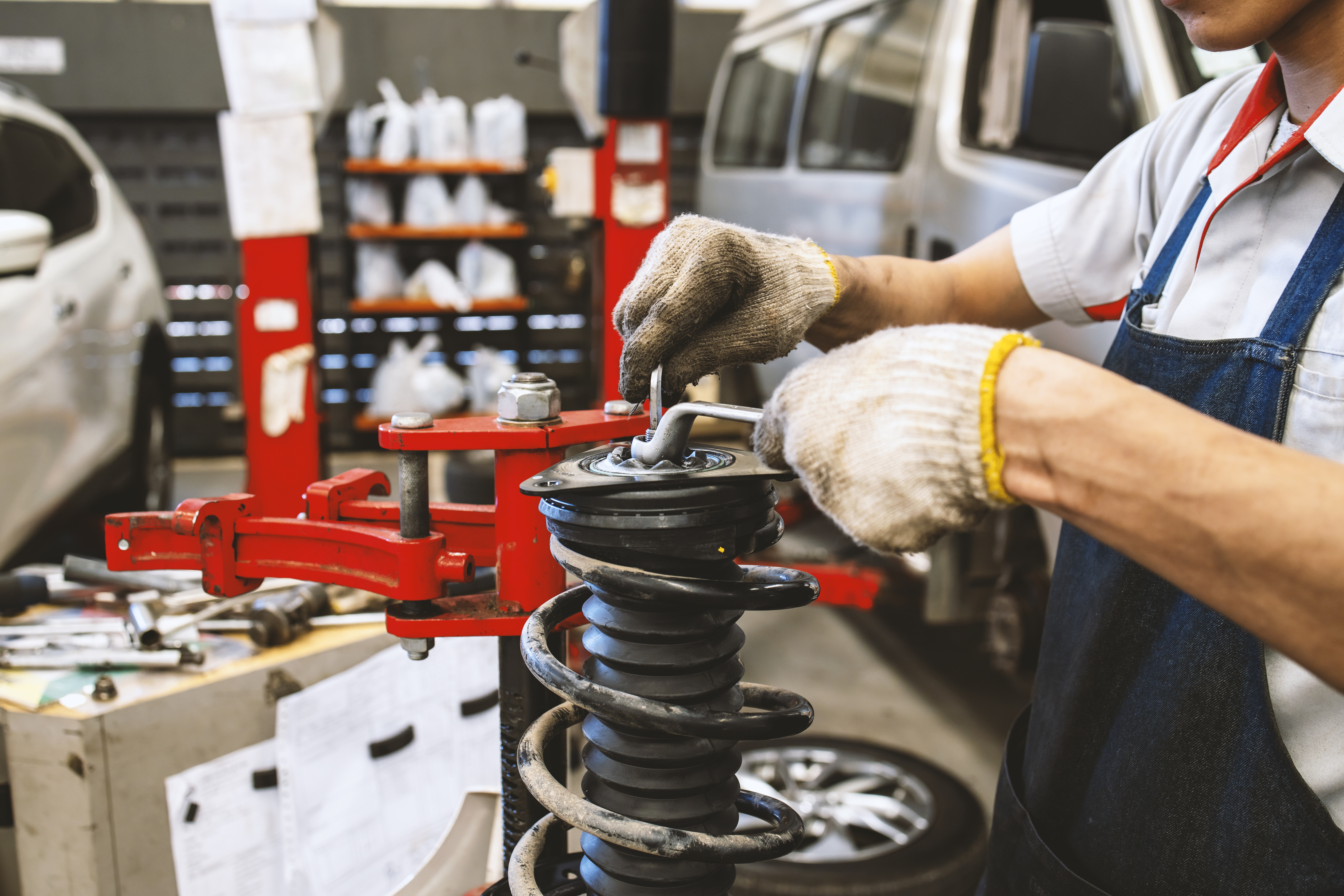 Is it time to replace your shocks? Here's how to tell.